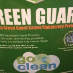 Green Guard Carpet & Upholstery Protectant